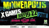 Tickets to the Minneapolis X Games 2018 Lincoln, 68504