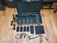 Boss BCB-60 Deluxe Pedal Board, Cables and Case Goose Creek, 29445