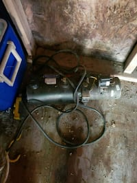 Dump truck pump can be used for parts