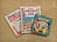Spanish learning books Annandale, 22003