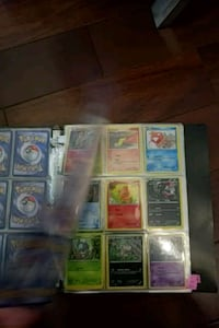 Assorted pokemon cards Vancouver, V5S 3H3