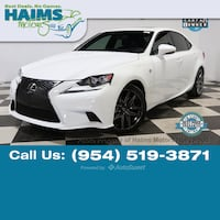 2015 Lexus IS 250 Lauderdale Lakes, 33313