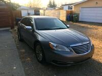 2012 Chrysler 200 Calgary