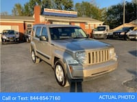 2011 Jeep Liberty suv Sport SUV 4D Gold Monroe