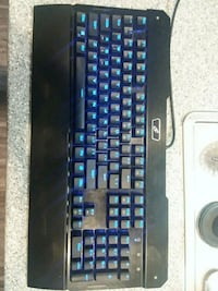 Gaming keyboard  Mesa, 85202