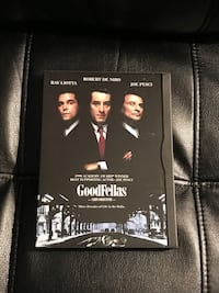 GoodFellas DVD (used)