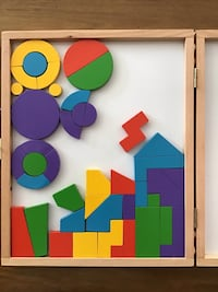 Imaginets | Magnet Puzzle Game (Ages 3 & Up) Ashburn, 20147