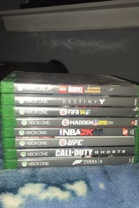 Tons of xbox one games!!! All in amazing shape Las Vegas, 89106