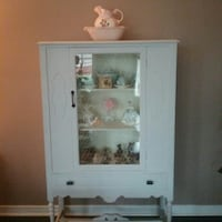 white wooden cabinet Barrie, L4M 0B5