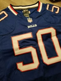 Kiko Alonso Buffalo Bills 4XL jersey 212 mi
