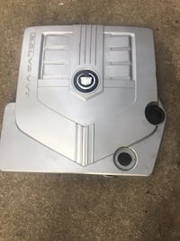 cadillac cts 3.6 engine cover