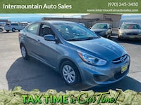 Hyundai-Accent-2017 Grand Junction