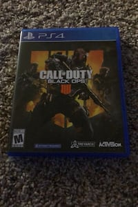 Call of a Duty Black Ops 4(ps4) Royersford, 19468
