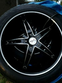 BZO Special Edition 22inch Rims & tires  Westlake, 70669