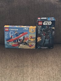 2 LEGO Kits—New and Unopened Vienna, 22180