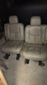 Chevy suburban captain chairs Foster, 02825