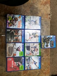 Ps4 and Xbox Games Surrey, V3W 3A8