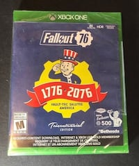 Xbox One Fallout 76 Lochbuie, 80603