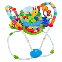 Green red and blue jumperoo Redlands, 92374