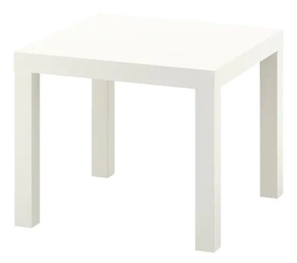 Admirable Ikea White Lack Side Table Gmtry Best Dining Table And Chair Ideas Images Gmtryco