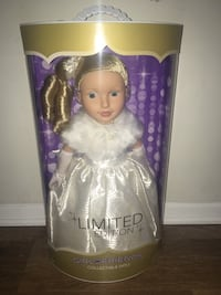Brand new limited edition girl friends collectors doll Kettering, 45440
