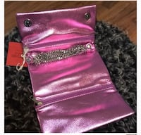 Brand new NWT Mossimo fold-over clutch  5.0 inches (H) x 7.75 inches (W) x 1.5 inches (D) Alexandria, 22310