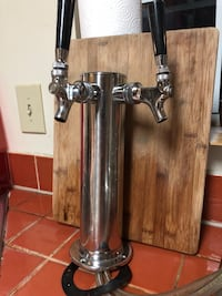 Taprite 2 Faucet Draft Tower. Los Angeles, 90034
