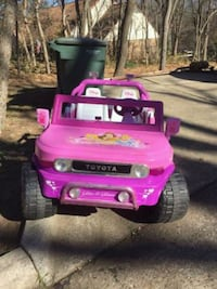 Princess FJ Cruiser