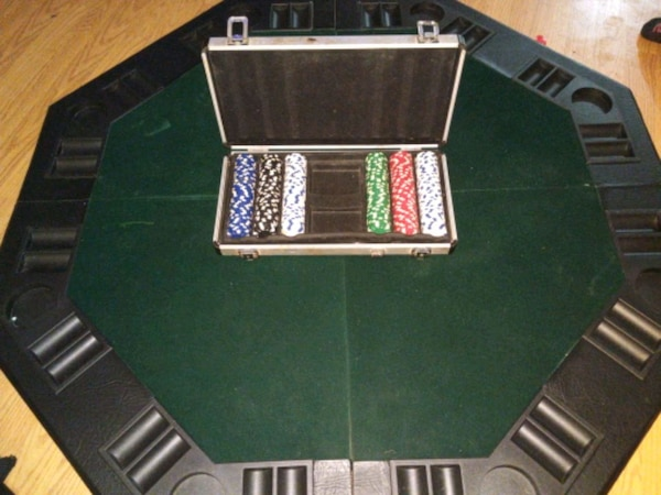 Used Game Night Instant Table For Sale In Granger