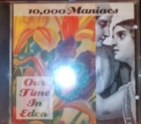 CD 10.000 MANIACS. ‎Our time in eden. ORIGINAL. Oviedo