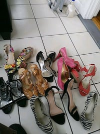 women's assorted pairs of shoes Jacksonville, 32206