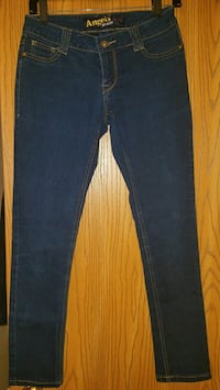 'Angels' stretchy-skinny jeans  St. Peters, 63376