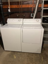 Maytag washer and dryer. - matching set Hamilton, L9G