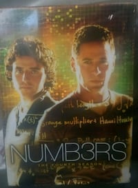 Numb3rs The Fourth Season (Brand New & Sealed)  Yonkers, 10705