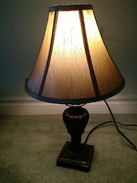 Antique finishTable lamp