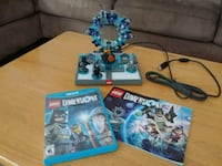 Wii U Lego dimensions Maple Ridge, V2X 3Z3