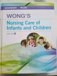 Wong's Nursing care of infant and children Toronto, M9V 1S6