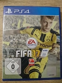 Sony PS4 FIFA 17  6703 km
