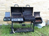 black and gray gas grill Hagerstown, 21740