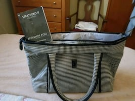 London Fog hand bag New paid + $300.00