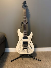 (Signed) Schecter C-1FR Calgary, T2X 0M1