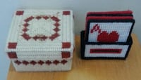 2 Sets of Coasters  Mississauga, L5N 2X2