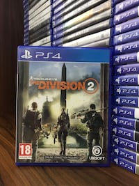Ps4 Division 2