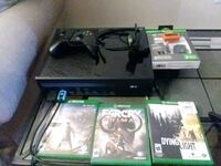 Xbox1 with games Brick Township, 08724