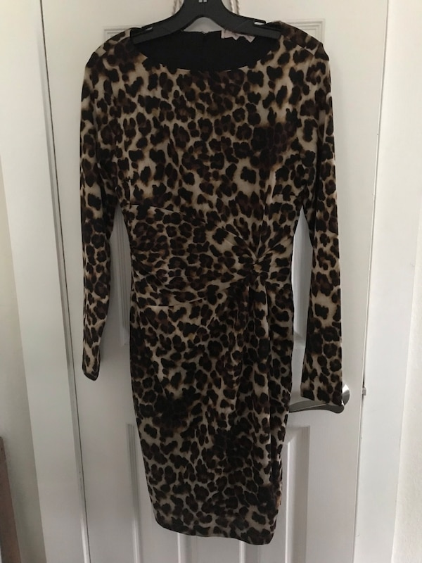 e17b991dc13 Used Philosophy Leopard Dress for sale in Round Rock - letgo