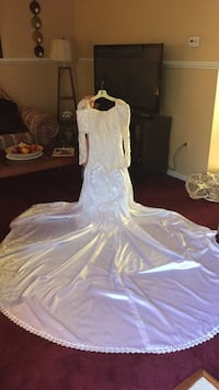 Wedding Dress - Professionally handmade Manassas