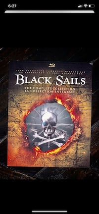 Black sails whole series bluray  Pickering, L1W