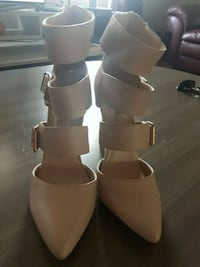 High hills shoes size 10 Calgary, T3A 2T4