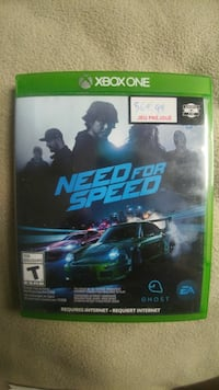 Need For Speed Xbox 1
