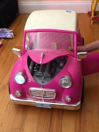 Barbie car Somerville, 02145